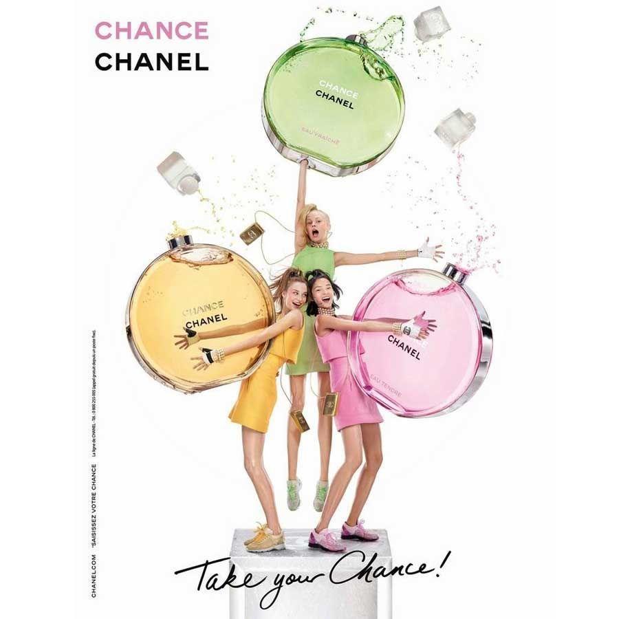 Chanel Chance Eau De Parfum - Ảnh 3