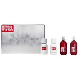 Diesel Delux Collection Plus & Zero 4x30ml