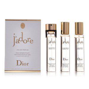 Dior J'adore Eau De Parfum 3x20ml