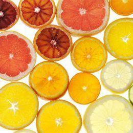 Hương cam chanh thơm ngát