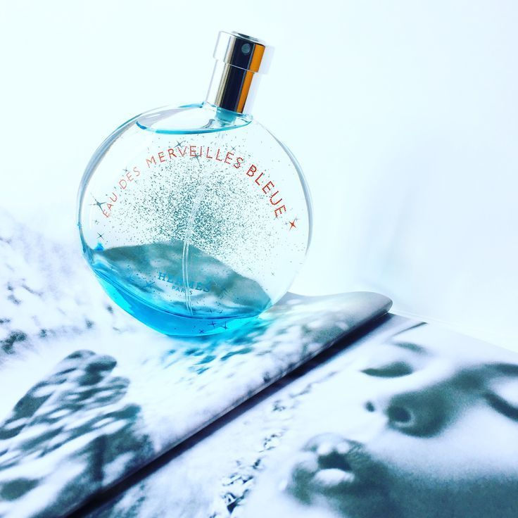Hermes Eau Des Merveilles Bleue nổi bật đến từng chi tiết