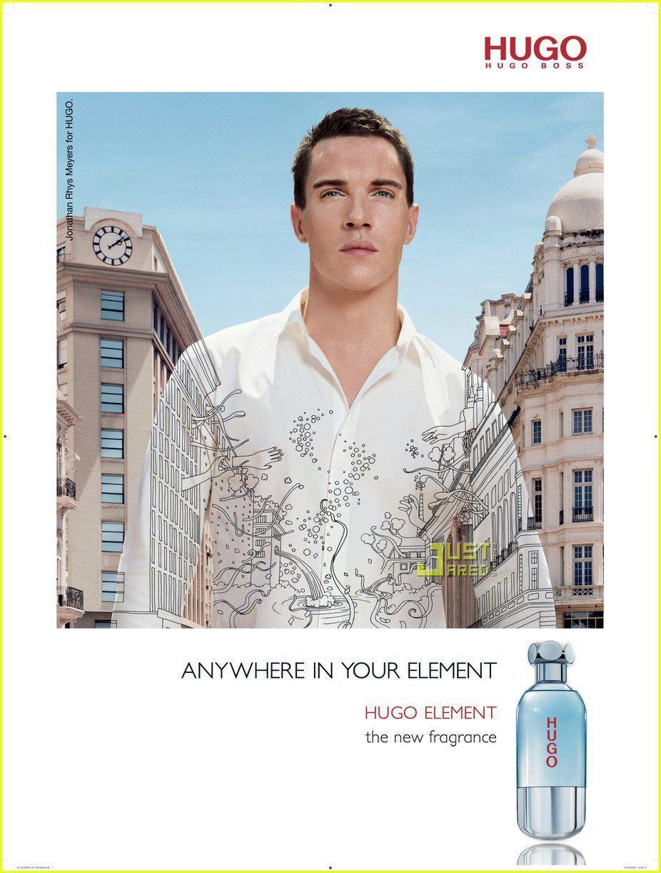 sản phẩm Hugo Boss Element với mùi hương đặc trưng