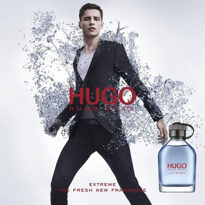 Bản lĩnh phái mạnh cùng Hugo Boss Hugo Man