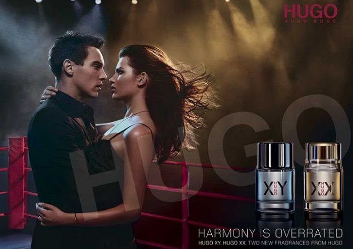Hugo Boss Hugo XY với mùi hương quyến rũ