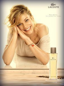 nữ tính và quyến rũ cùng Lacoste Pour Femme