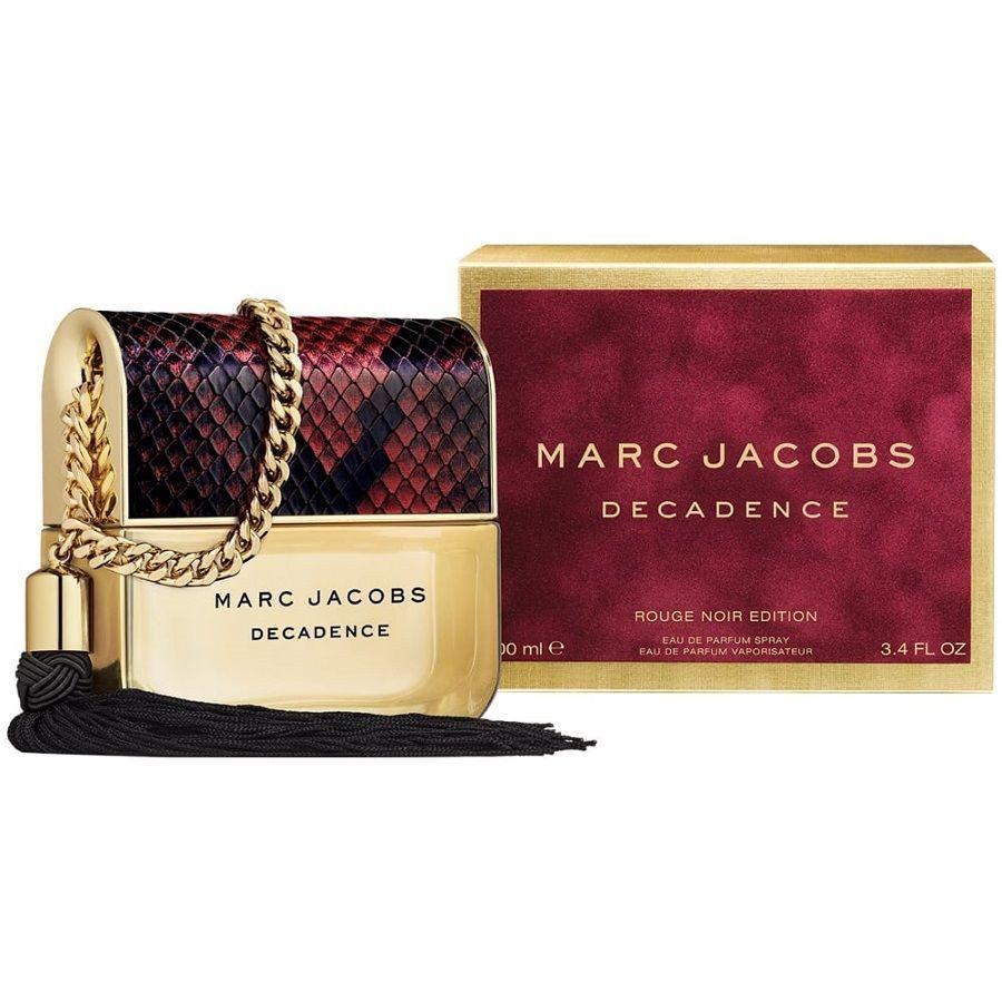 sự khác biệt rõ rệt từ Marc Jacobs Decadence Rouge Noir Edition