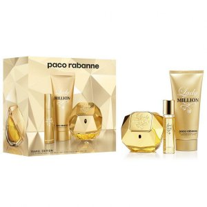 Paco Rabanne 1 Million Gift Set 3PC