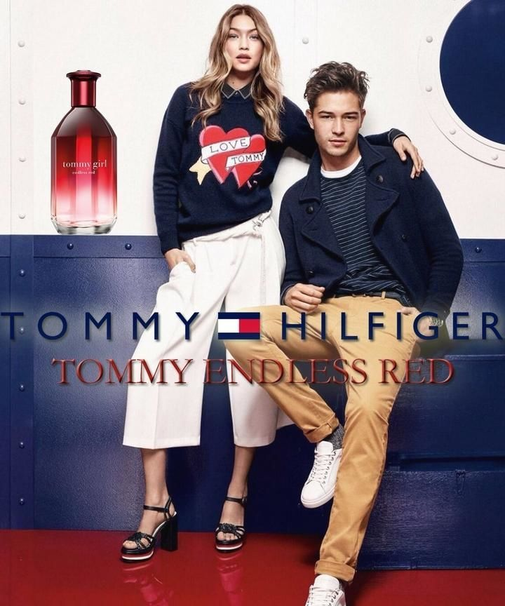 Nước hoa Tommy Hilfiger Girl Endless Red