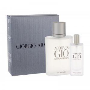 Bộ Acqua Di Gio Men 100ml + 15ml