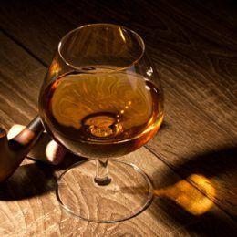 Lê brandy