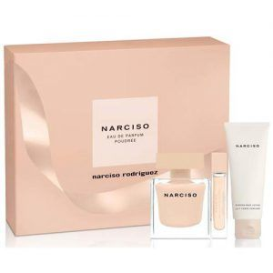 Narciso Rodriguez Narciso Poudree Gift Set 3PC