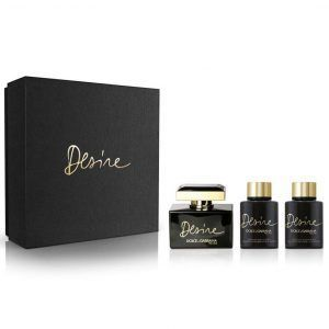 D&G The One Desire Gift Set 3PC