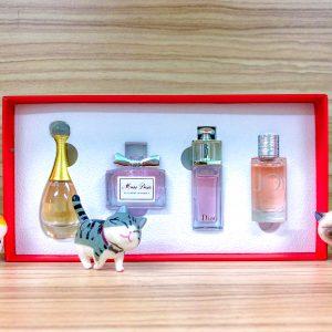 Dior Mini Gift Set 4x5ml