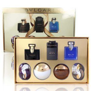 Bvlgari Mini Gift Set 7x5ml