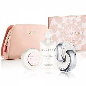 Bvlgari Omnia Crystalline Gift Set 4PC
