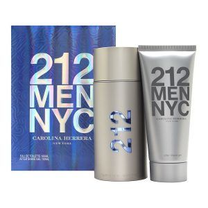 Carolina Herrera 212 Men Gift Set 2PC