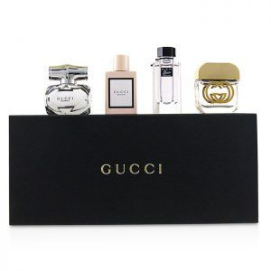 Gucci 4 PCS Mini Set For Women