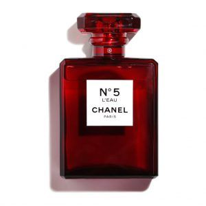 Chanel N°5 L'Eau Red Limited Edition