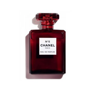 Chanel N°5 Eau De Parfum Red Limited Edition