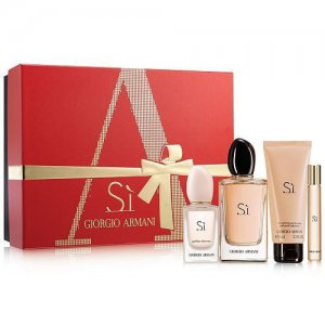 Armani Gio Si Gift Set 4PC