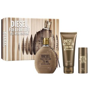 Diesel Fuel For Life GiftSet 3PC