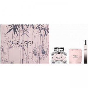 Gucci Bamboo Eau De Parfum Gift Set 3PC