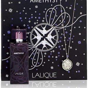 Lalique Amethyst Gift Set