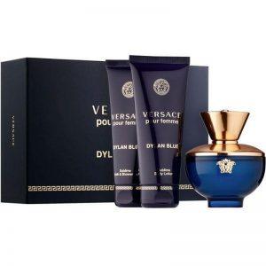 Versace Dylan Blue Pour Femme Gift Set 3PC