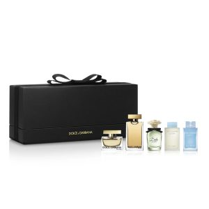 D&G Set Mini 5PC 5x5ml
