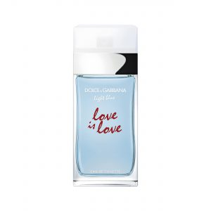 D&G Light Blue Women Love is Love