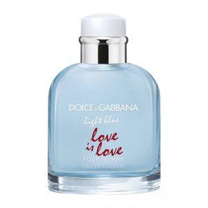 D&G Light Blue Men Love is Love