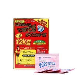Thuốc giảm cân Nhật 12kg