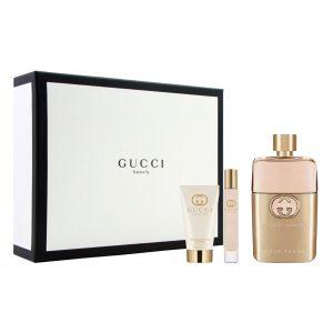 Gucci Guilty Pour Femme Gift Set 3PC